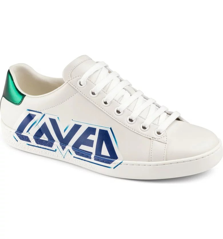 الحذاء الرياضى سنيكرز جوتشى نيو إيس لوفيد