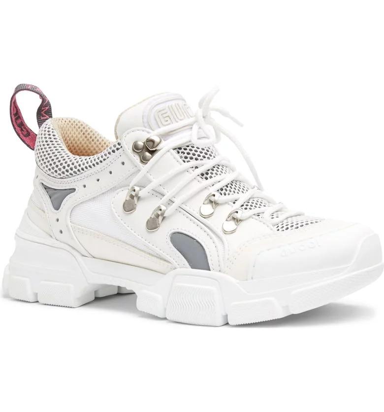 الحذاء الرياضى سنيكرز فلاشتريك من جوتشى