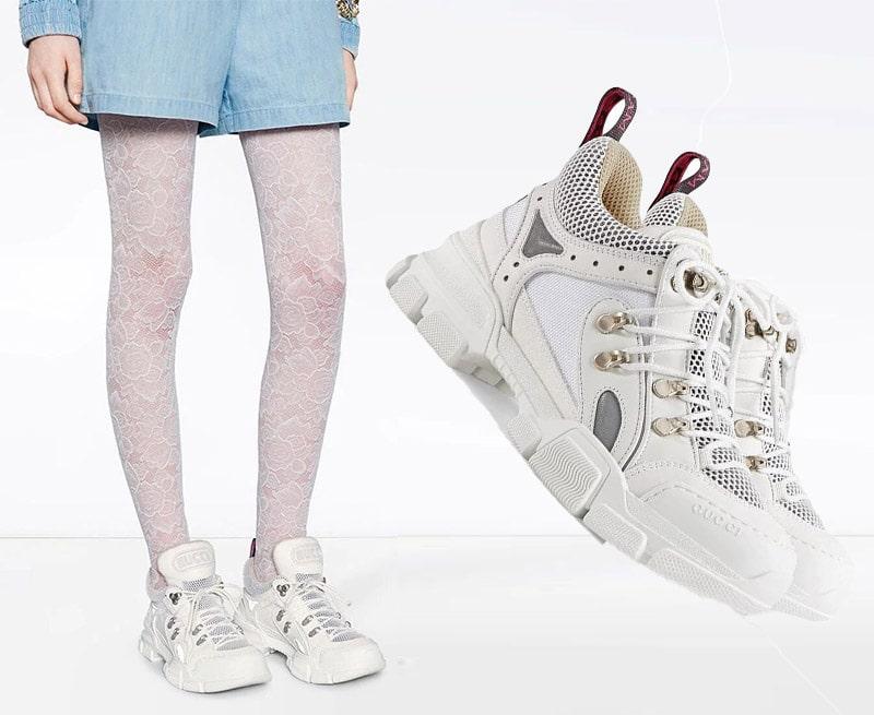 حذاء رياضي فلاش تريك