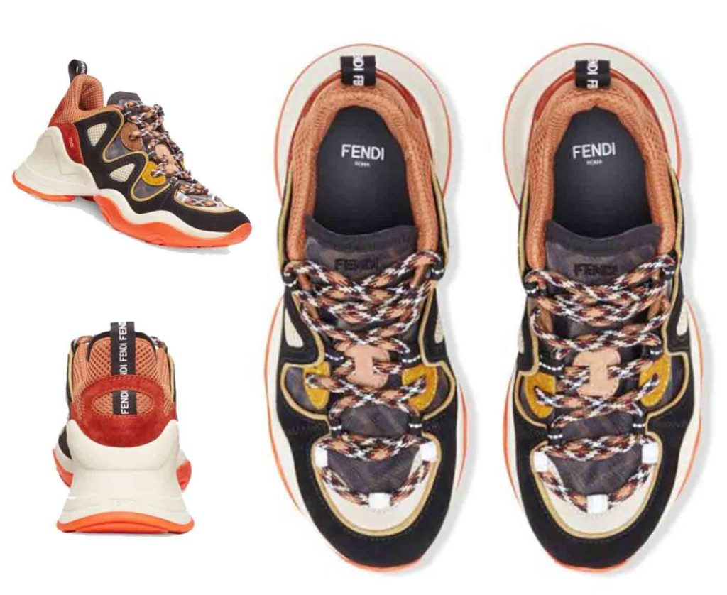 حذاء رياضي للركض بشرائط
