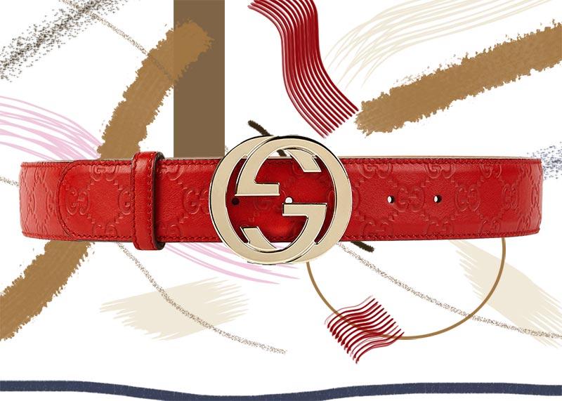 حزام جوتشيسيما مشبك شكل G