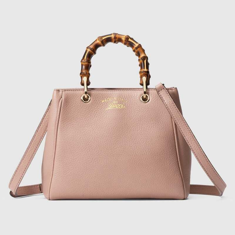 حقيبة البامبو من جوتشى