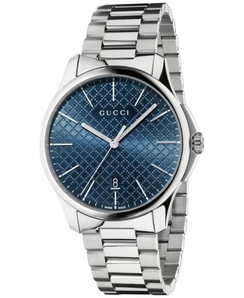 ساعة جوتشي موديل Unisex YA126316 G-Timeless ستانلس-ستيل